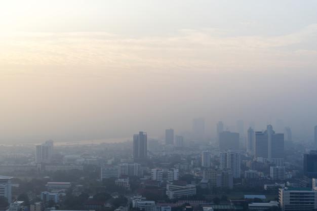 มลพิษและการใช้เครื่องฟอกอากาศ